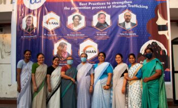 Launching of Best practices to strengthen the prevention process of human trafficking
