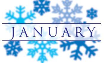 January JPIC Calendar