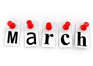 JPIC March Calendar