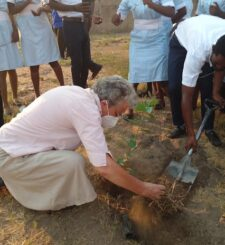 CELEBRATING THE SEASON OF CREATION (2021) IN ZAMBIA